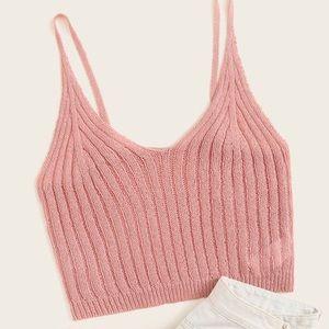 *SHEIN* Pink tank top